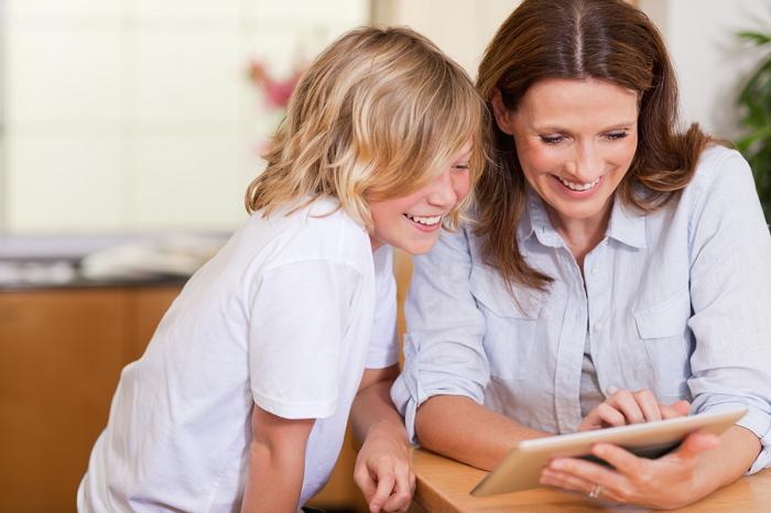 Ребенок и планшет: как получить от гаджета только пользу
