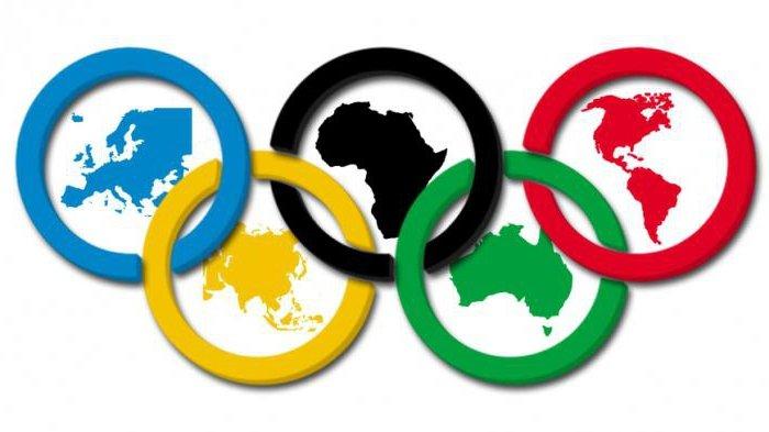 Атрибуты Олимпийских игр