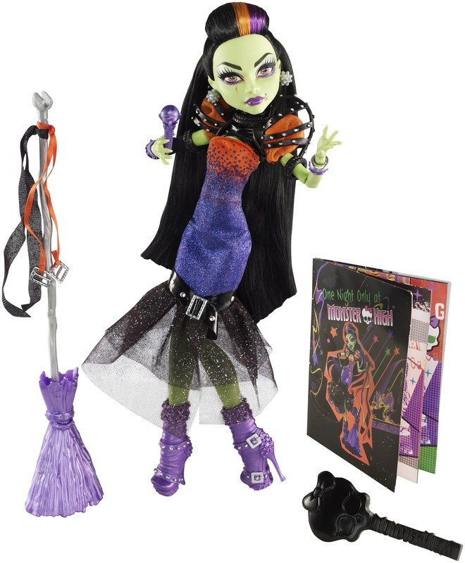Подолання комплексів і вікових страхів з лялькою Monster High