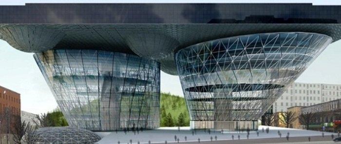 Самые необычные библиотеки мира, фото 1