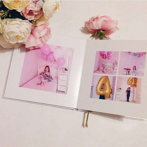 Інстабук: модний фотоальбом