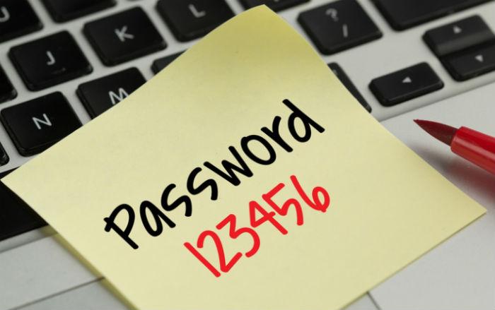 надійні паролі