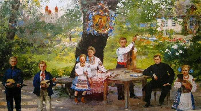 Мудрі приказки та прислів'я про родину, народ та людей - фото 1