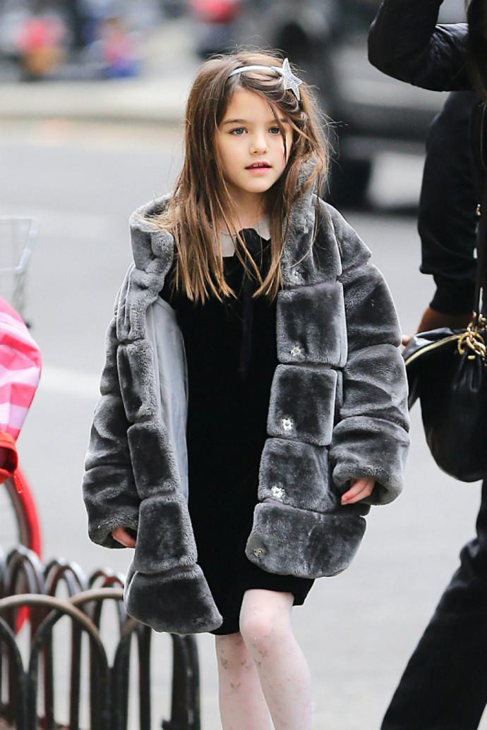 Самые богатые дети мира - Сури Круз