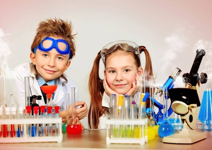Досліди для дітей в домашніх умовах
