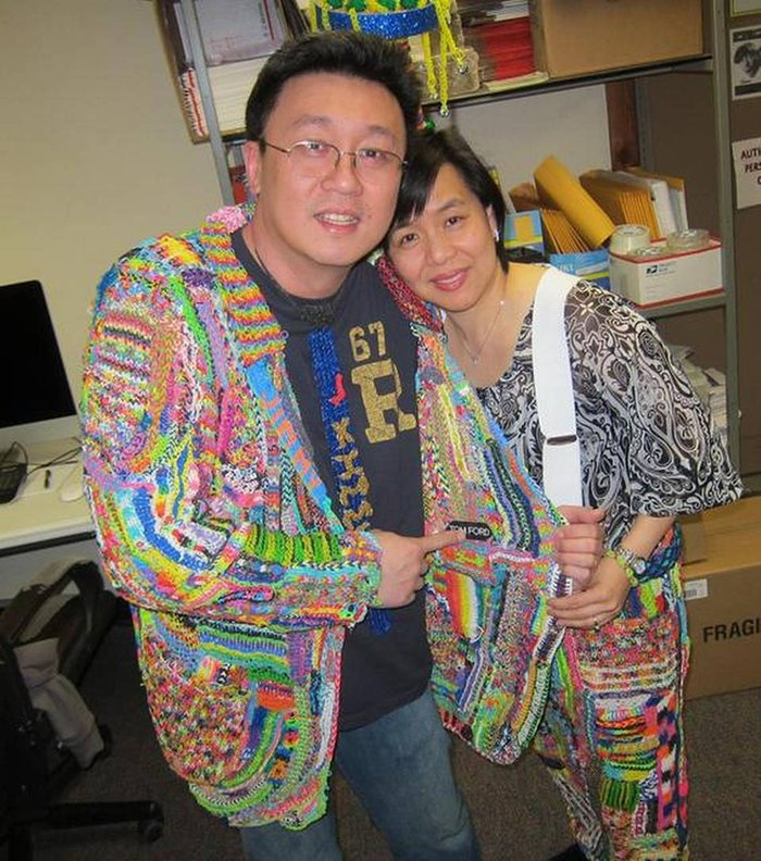 Плетіння з резинок - коли придумали?