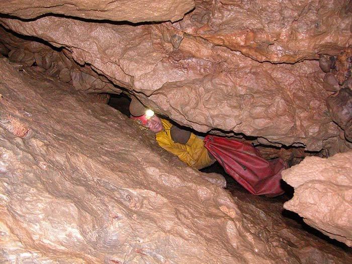 Печера Крубера-Вороняча — найглибша печера в світі, фото 4