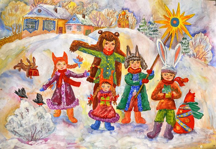 Приметы на Рождество, народные поговорки к Рождеству, фото 1