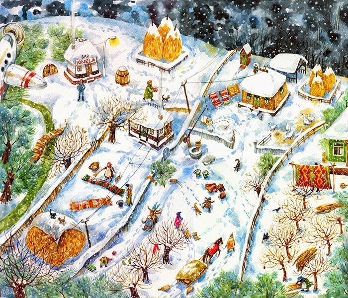 Прекрасные стихи о зиме, фото 6