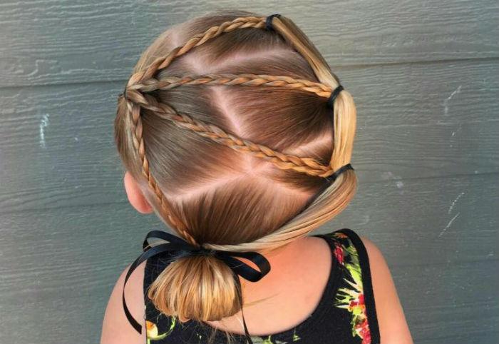 зачіска тоненькі Джгутики
