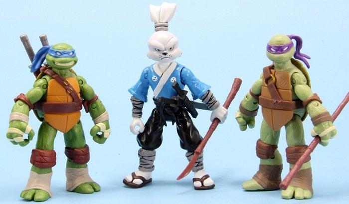 Чего еще Ты не знаешь о черепашках-ниндзя?