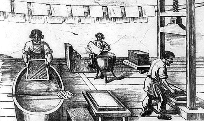 Как делают книги и как делают бумагу, фото 18