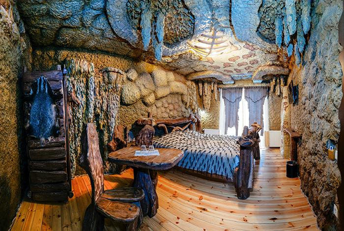 Дивовижні готелі України. Я б тут жив!