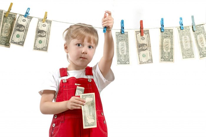 Гроші та діти, фото 7