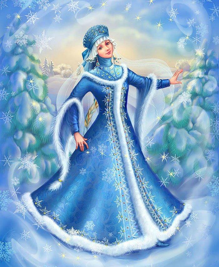 Прекрасные стихи о зиме, фото 3