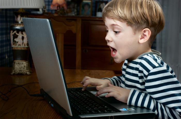 захист дітей в інтернеті