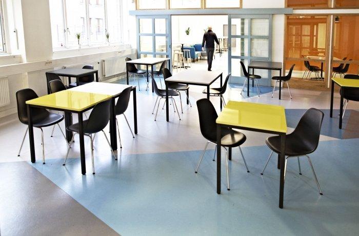 Найнезвичайніші школи світу, Vittra Södermalm у Швеції - фото 2
