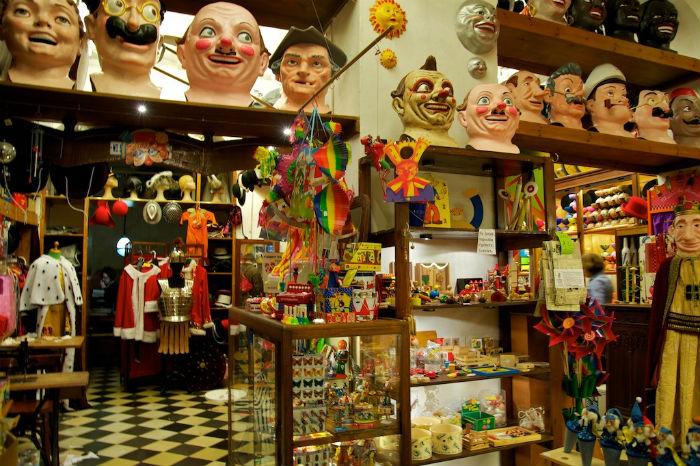 Магазин іграшок El Ingenio