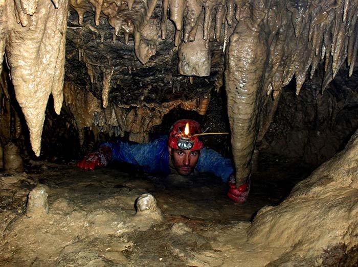 Печера Крубера-Вороняча — найглибша печера в світі, фото 5