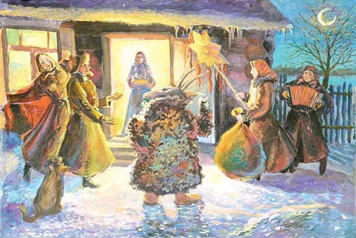 Українські прислів'я, народні прикмети на Різдво, фото 2
