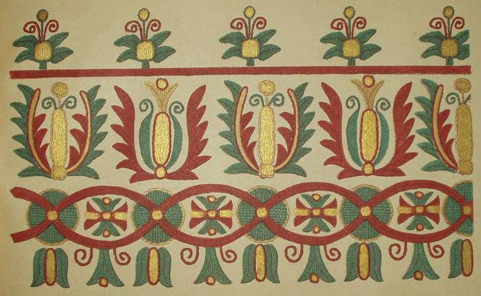 Какие вышиванки носили казаки?