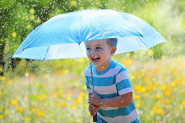 Веселі вірші про літо
