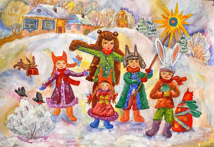 Українські прислів'я, народні прикмети на Різдво, фото 1