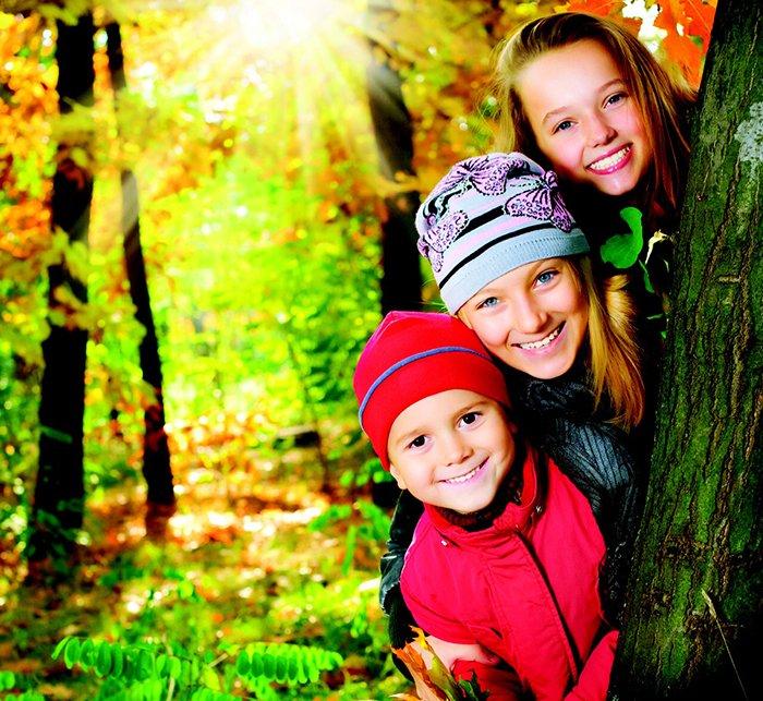 Радісні вірші про осінь