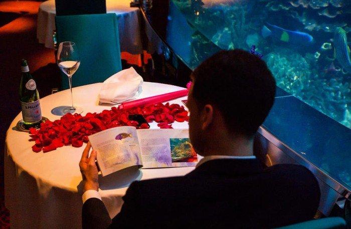 """Ресторан-аквариум """"Аль Махара"""", фото 2"""
