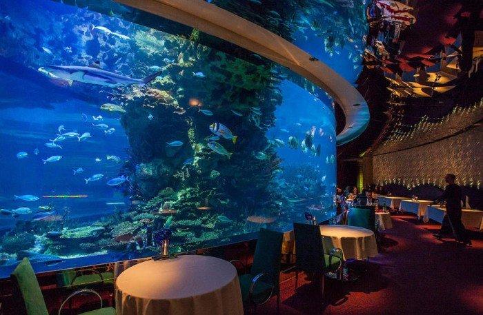 """Ресторан-аквариум """"Аль Махара"""", фото 8"""