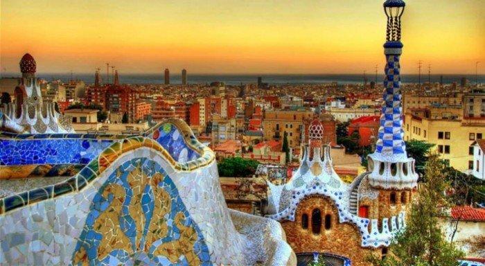 Рейтинг найкрасивіших міст світу, фото Барселона