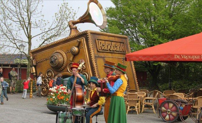 Парк розваг Ефтелінг, Каатсхойвел (Нідерланди) - фото 6