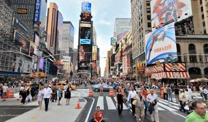 Онлайн веб-камери світу - Таймс-сквер