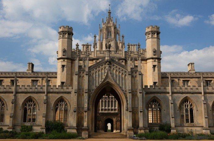 Відомі університети світу, фото - Кембриджський університет