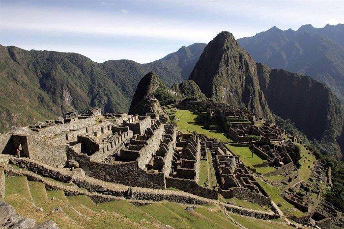 Всемирное наследие ЮНЕСКО, фото - Мачу-Пикчу
