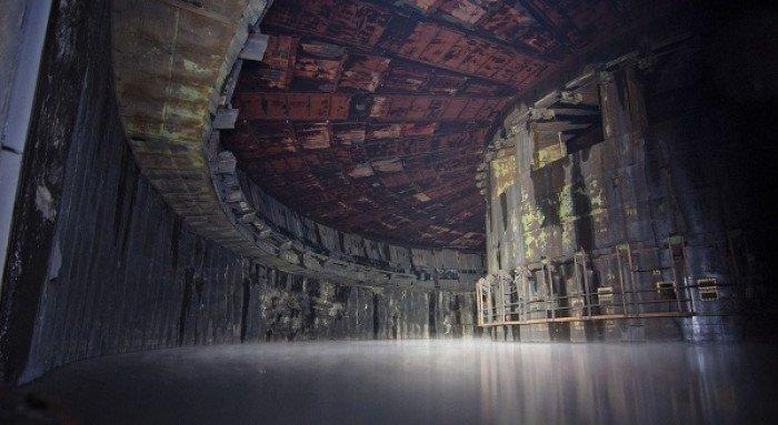 Заброшенные и таинственные места Земли, фото - Заброшенная ракетная база на территории бывшего СССР