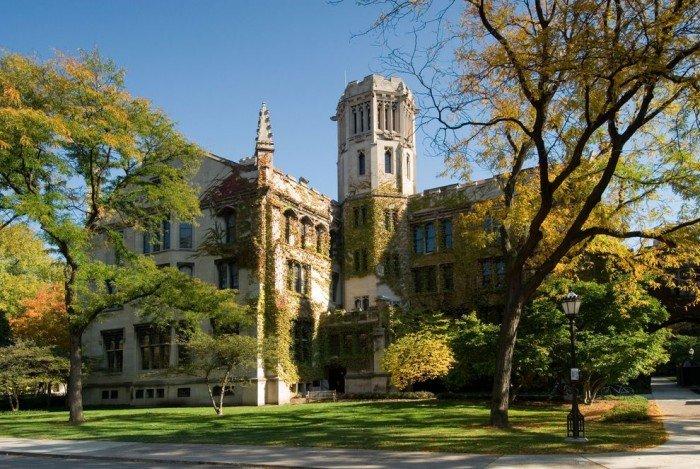 Знаменитые университеты мира, фото - Университет Чикаго