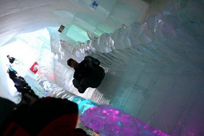 """Ледяной отель """"Hotel of Ice"""", Канада - фото 3"""