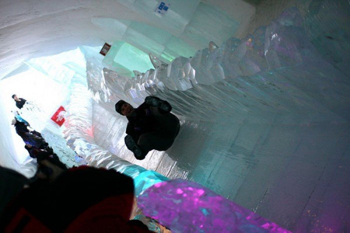 "Крижаний готель ""Hotel of Ice"" в Канаді - фото 4"