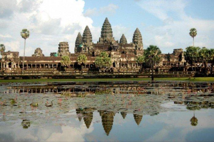 Рейтинг найкрасивіших міст світу, фото Камбоджа