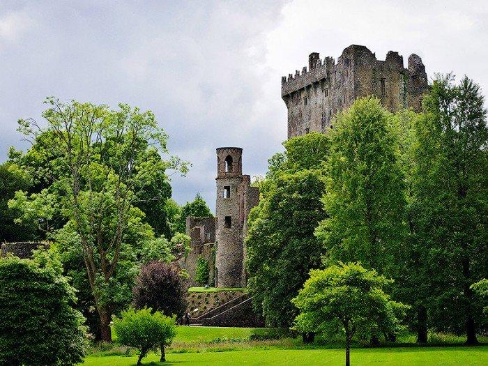 Місця, де збуваються мрії - Замок Бларні, Ірландія