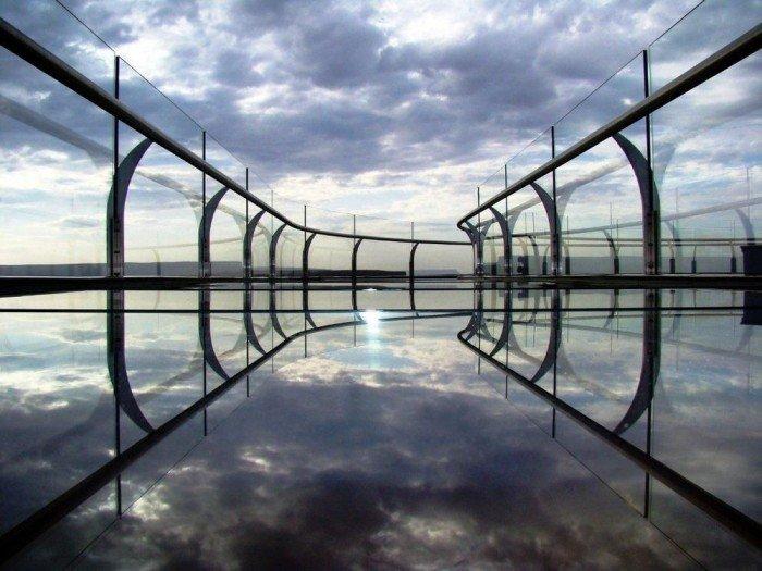 Смотровая площадка Skywalk над Большим Каньоном(США) - фото 2