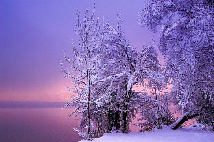 Самые красивые пейзажи от профессиональных фотографов, фото природы - 13