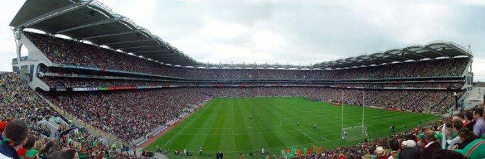 Найбільші стадони Європи для футболу - Дублін