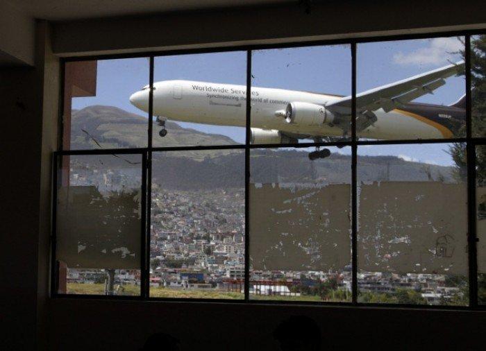 Небезпечні аеропорти світу. Незвичайний аеропорт у Латинській Америці