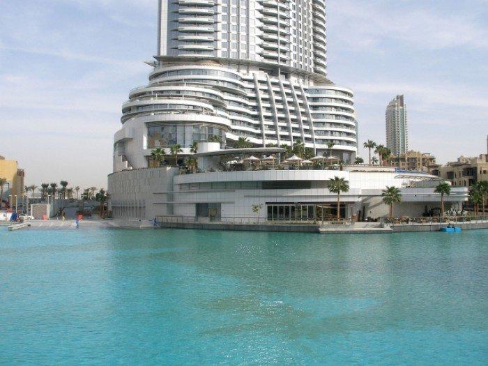 Самые большие аквариумы в мире - Дубай, фото 2