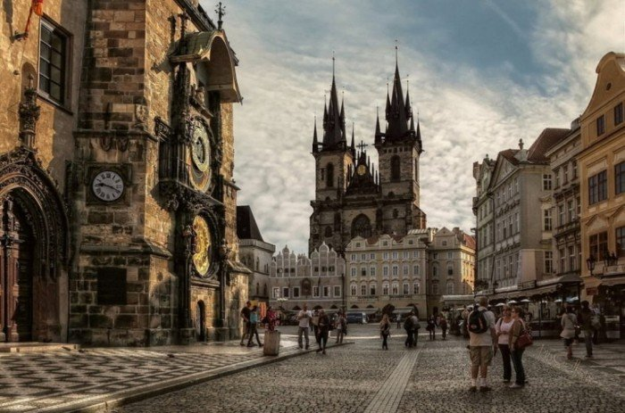 Рейтинг найкрасивіших міст світу, фото Прага