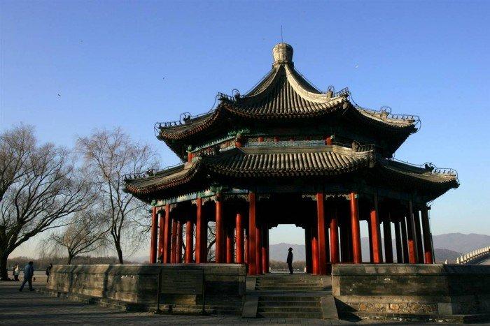 Всемирное наследие ЮНЕСКО, фото - Павильон Бафанг