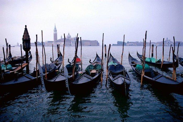 Всемирное наследие ЮНЕСКО, фото - Большой канал, Венеция