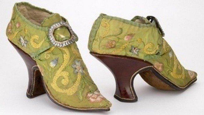 История обуви